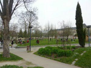 le parc Pinel pour la promenade de votre chien