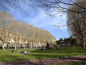 le square Renaudel