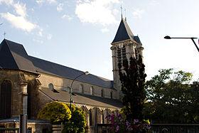 église de villejuif