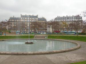 la promenade de votre chien dans le 13ème, sur Paris